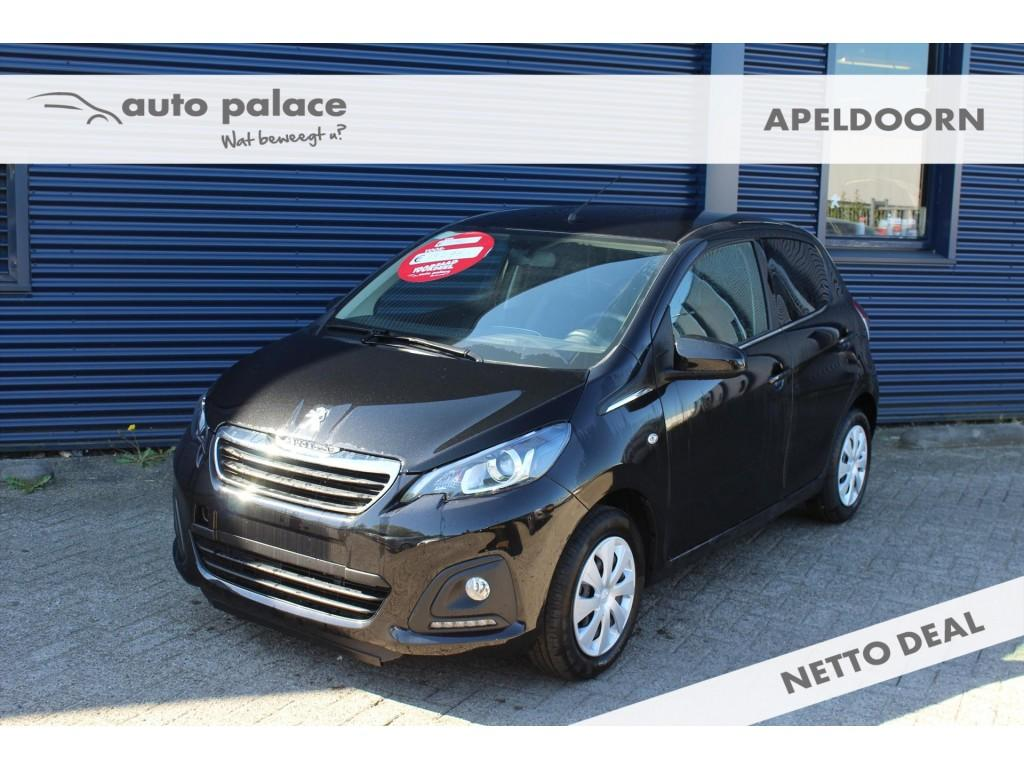 Peugeot 108 1.0 active, netto deal!