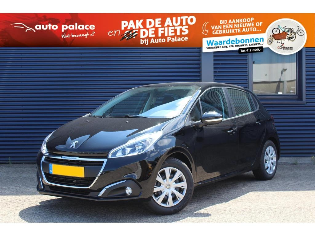 Peugeot 208 1.2 82pk active, automaat, netto deal!