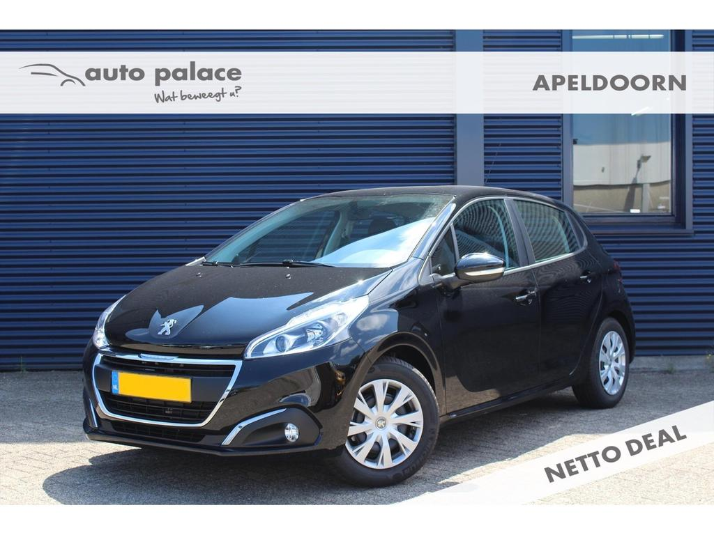 Peugeot 208 1.2 82pk active, automaat, netto deal!