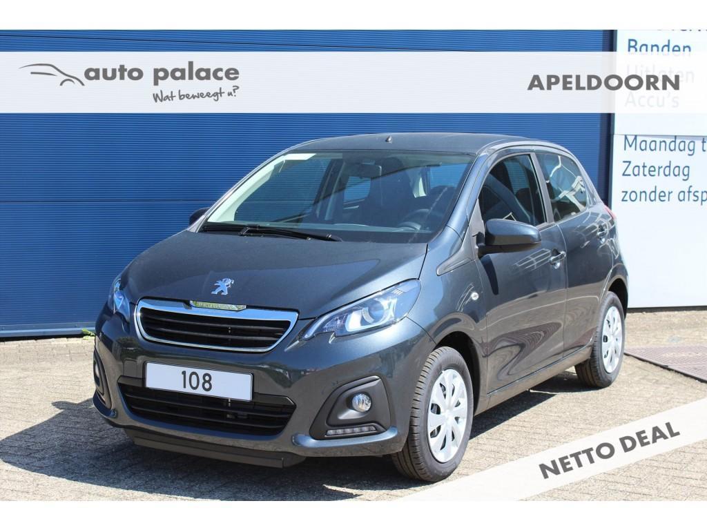 Peugeot 108 1.0, active netto deal!