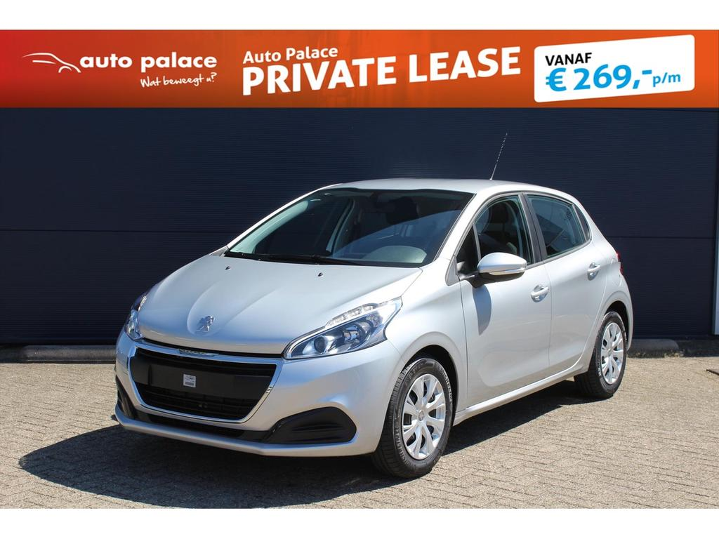 Peugeot 208 1.2 82pk active automaat netto deal!