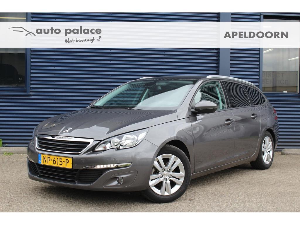 Peugeot 308 1.6 hdi 120pk executive, navi, pdc, clima!