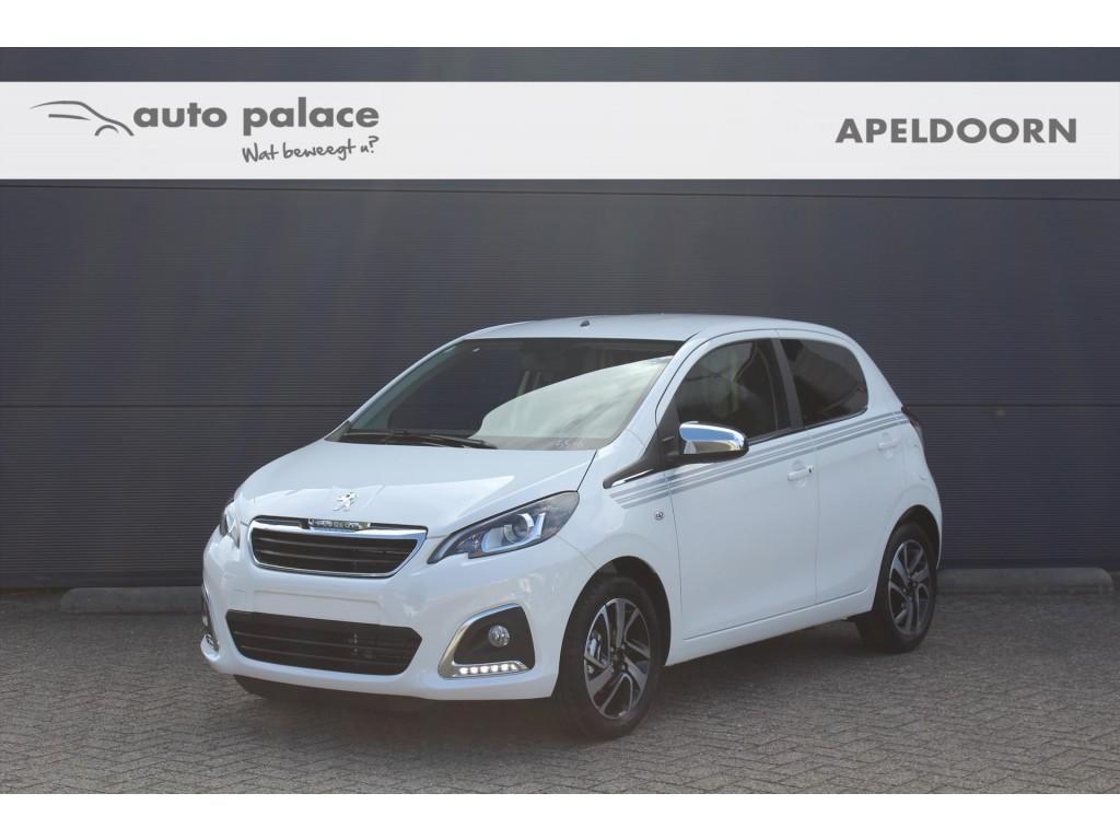 Peugeot 108 1.0 72pk 5d collection speciale uitvoering!