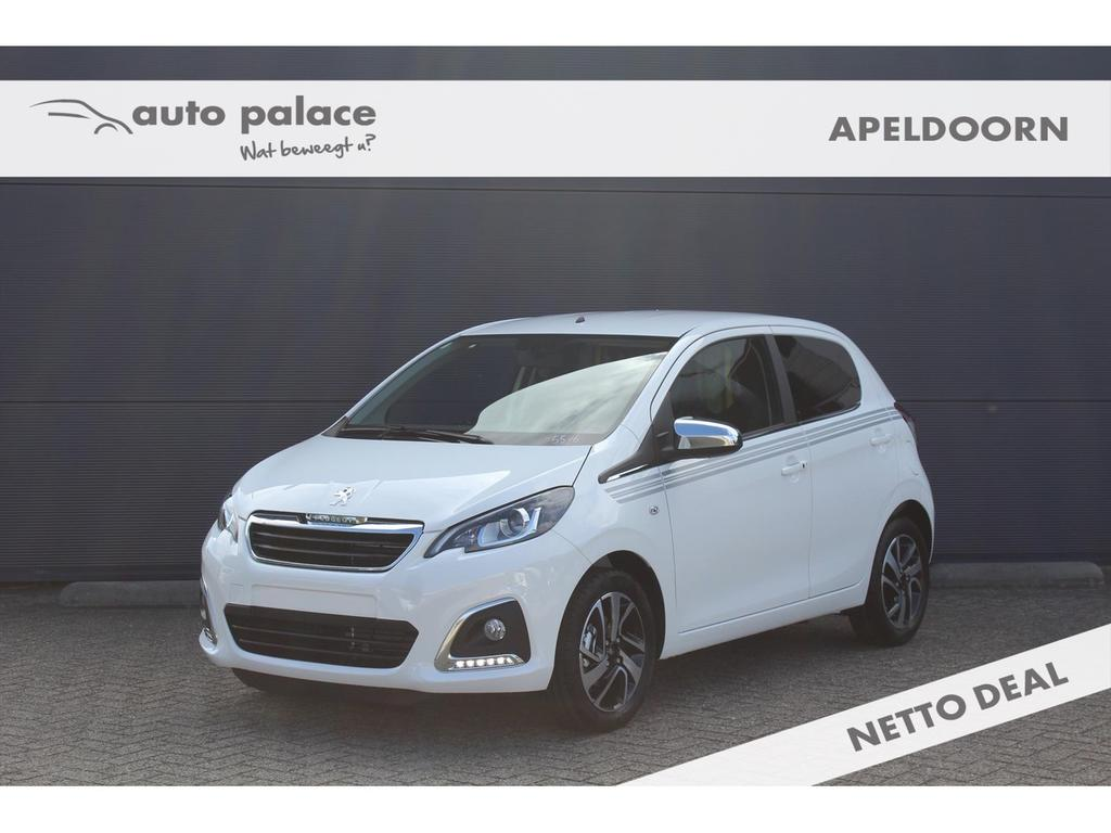 Peugeot 108 1.0 72pk 5d collection netto deal korting!