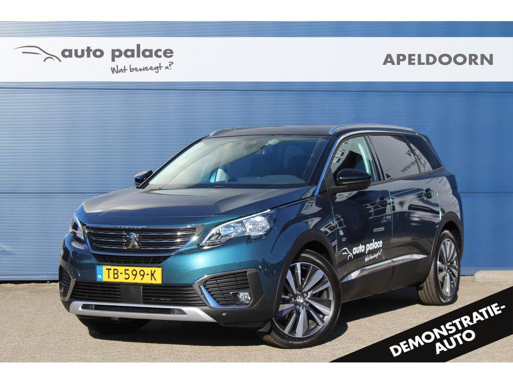 Peugeot 5008 1.6 bluehdi 120pk allure, navi, dab, keyless!