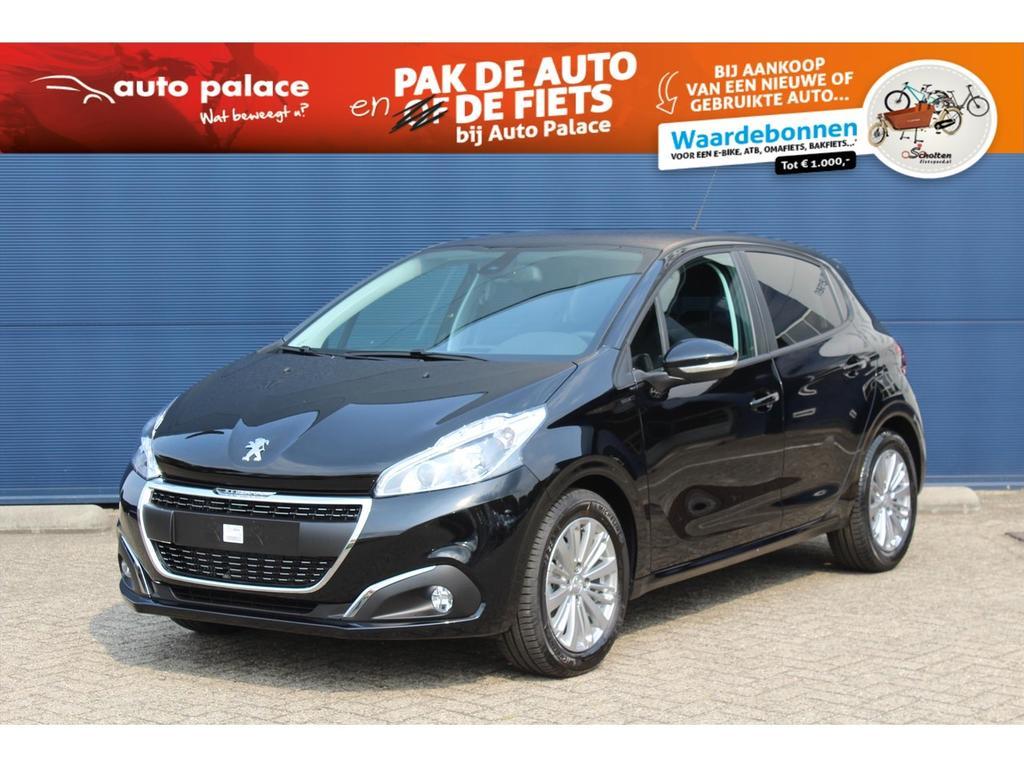 Peugeot 208 1.2 110 pk signature netto deal!