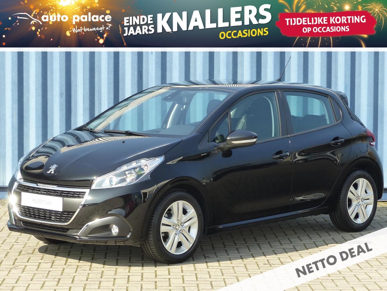 Peugeot 208 1.2 82pk signature netto deal!
