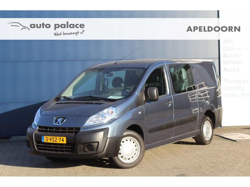 Peugeot Expert 1.6 hdi l2h1 dc airco trekhaak 1e eigenaar 47000km!!