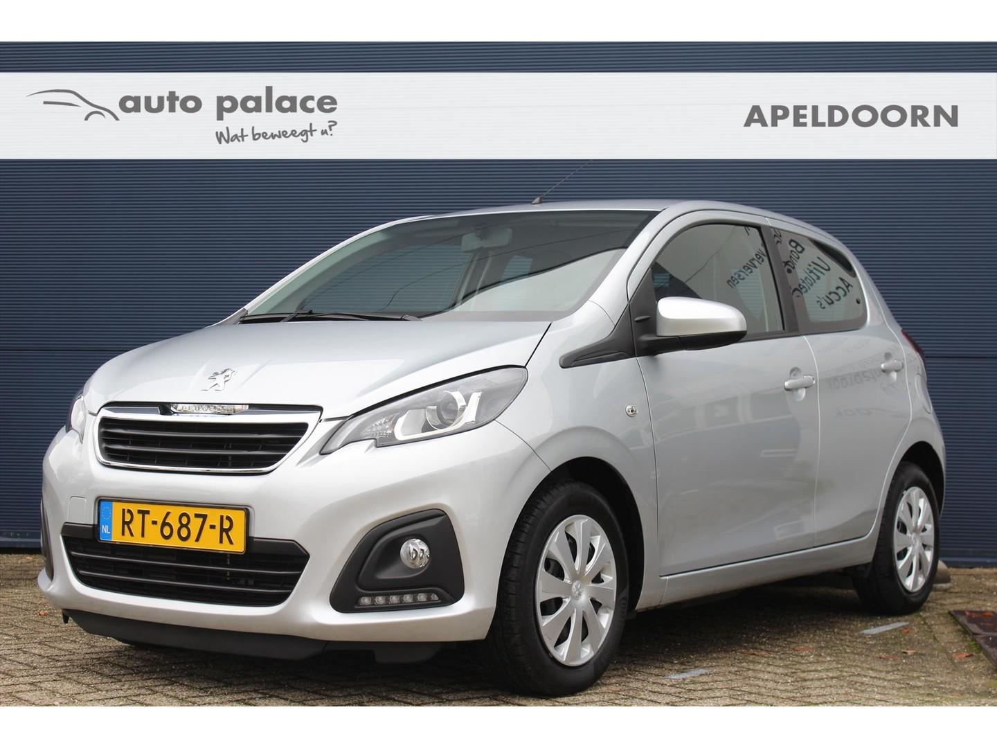 Peugeot 108 1.0 5dr active airco bluetooth,