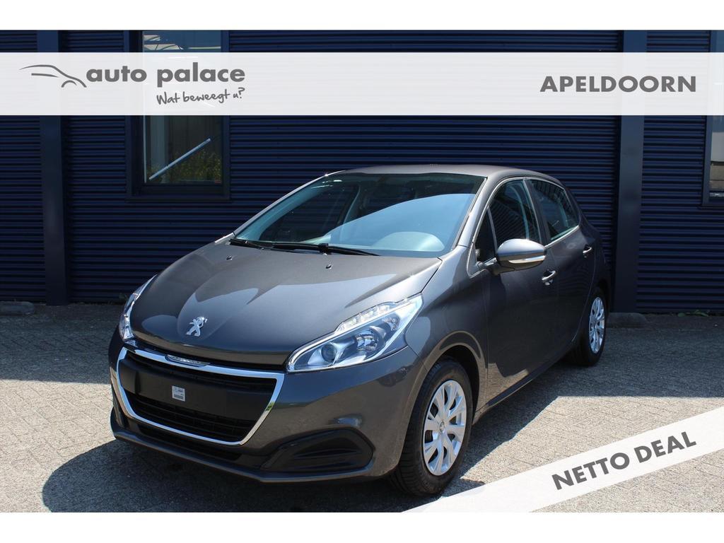 Peugeot 208 1.2 82pk blue lion netto deal!