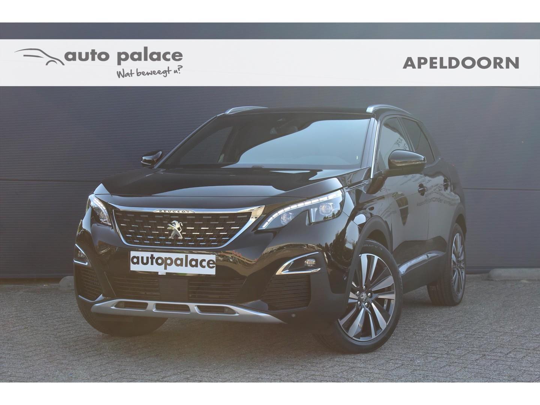 Peugeot 3008 2.0 bluehdi 180pk eat8 blue lease gt-line full options