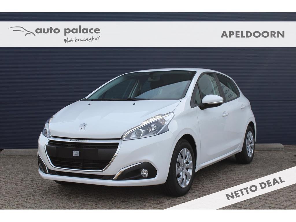 Peugeot 208 1.2 82pk 5d blue lion netto deal korting!