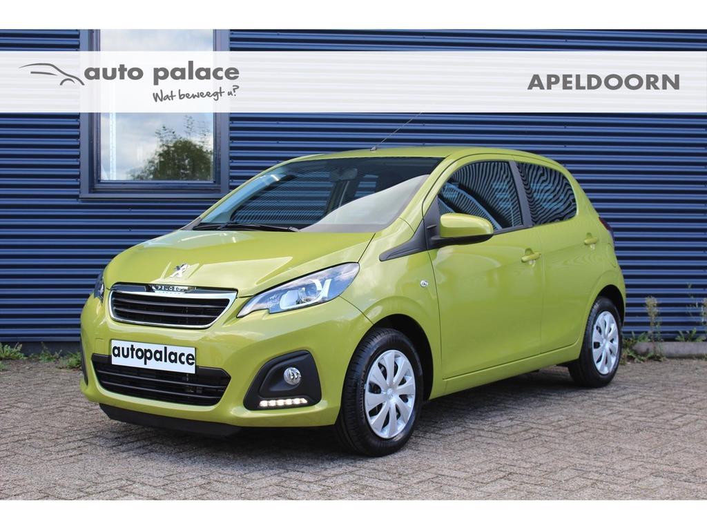 Peugeot 108 1.0 e-vti 72pk 5d active voorraad