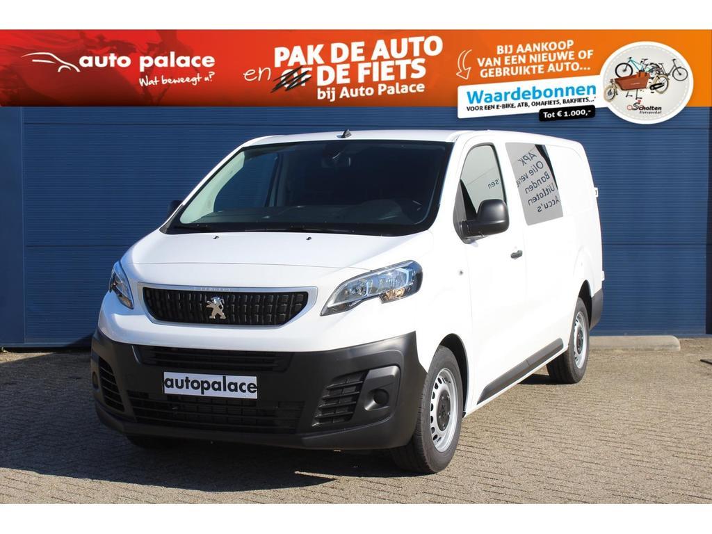 Peugeot Expert 231l dc 2.0 bluehdi 120pk voorraad
