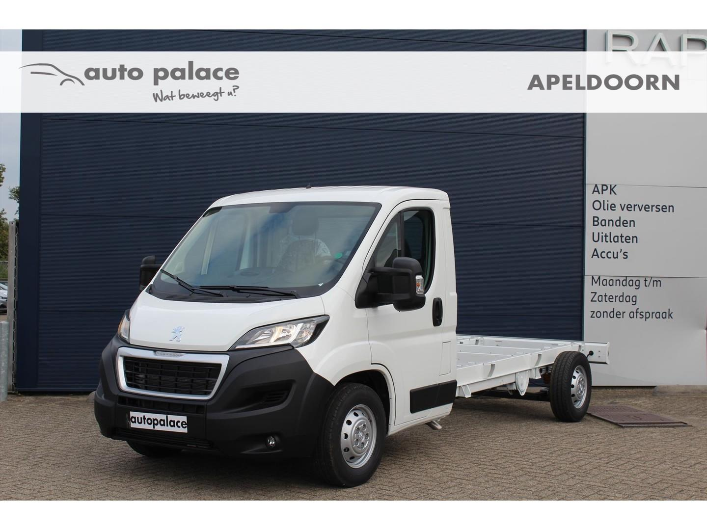 Peugeot Boxer Cc l3 2.0 hdi 160pk chassis cabine