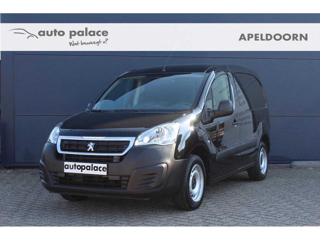 Peugeot Partner 1.6 bluehdi 100pk 2-zits premium voorraad!