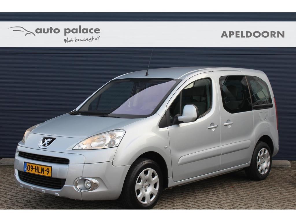 Peugeot Partner 1.6 16v 110pk tepee xt, cruise, airco!