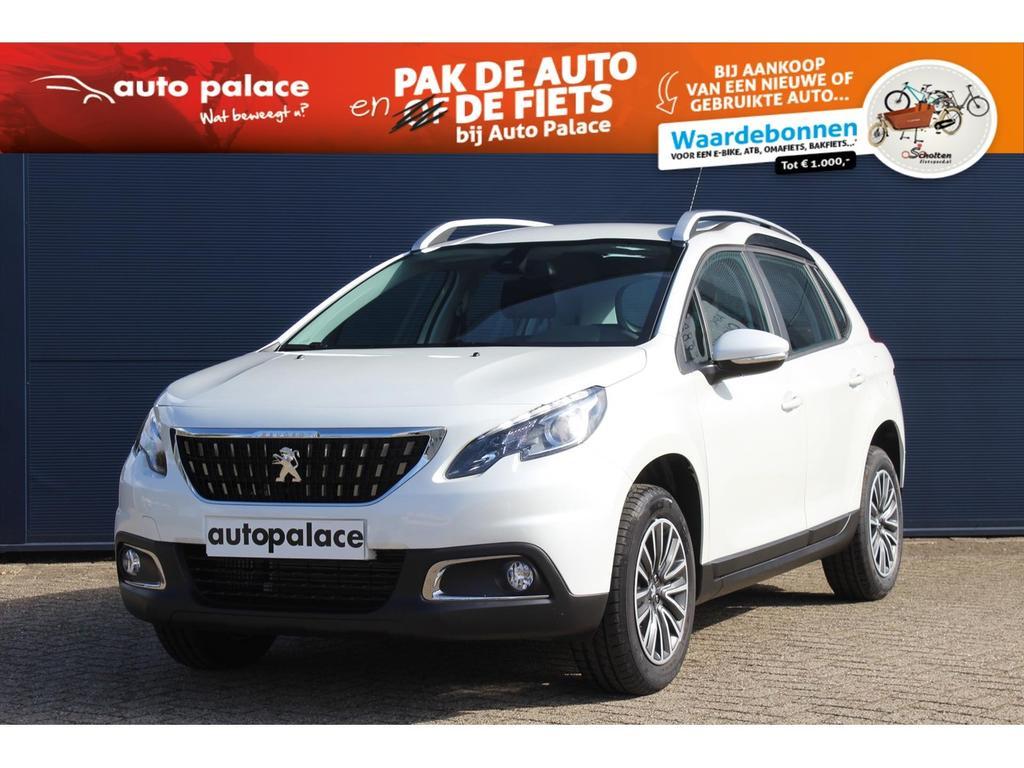Peugeot 2008 1.2 puretech 82pk blue lion netto deal! korting!