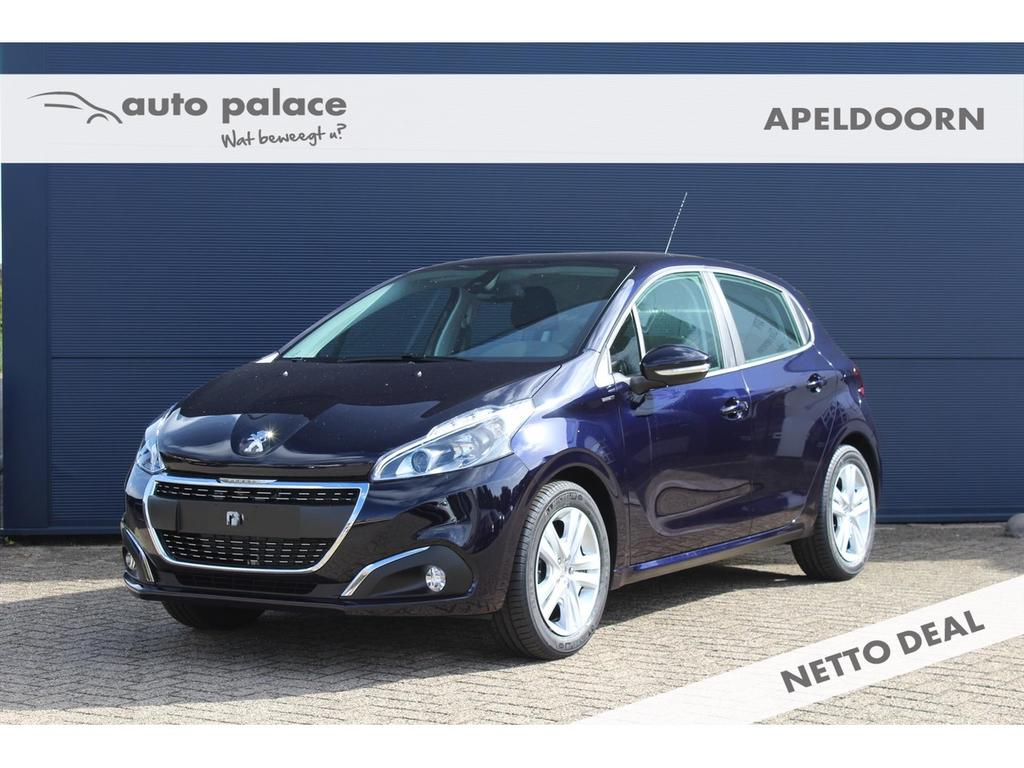 Peugeot 208 1.2 82pk signature netto deal!