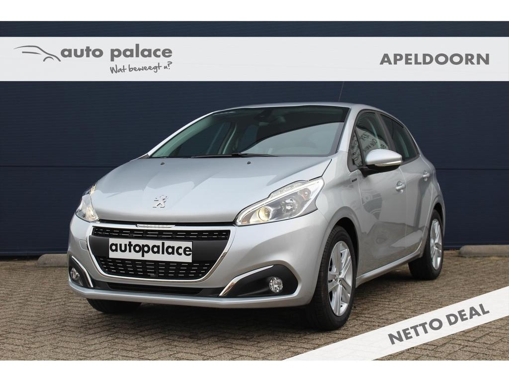 Peugeot 208 1.2 82pk signature netto deal! korting!
