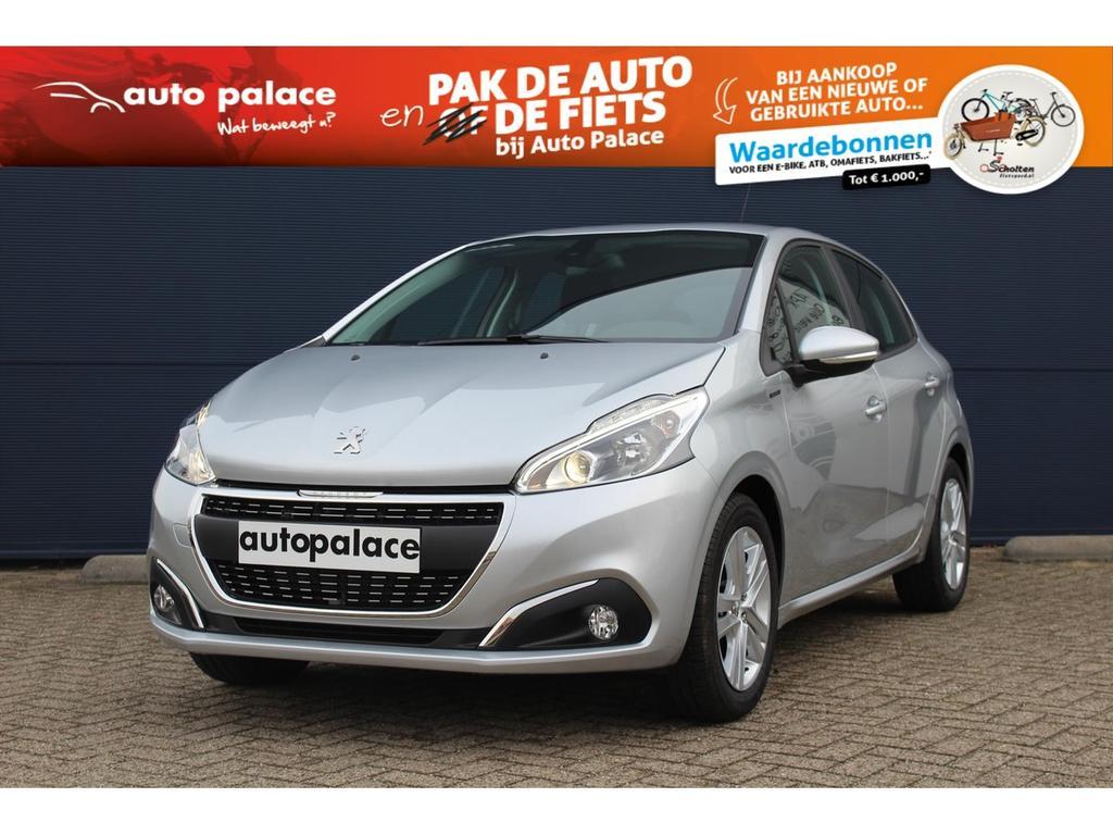 Peugeot 208 1.2 82pk signature netto deal! korting!