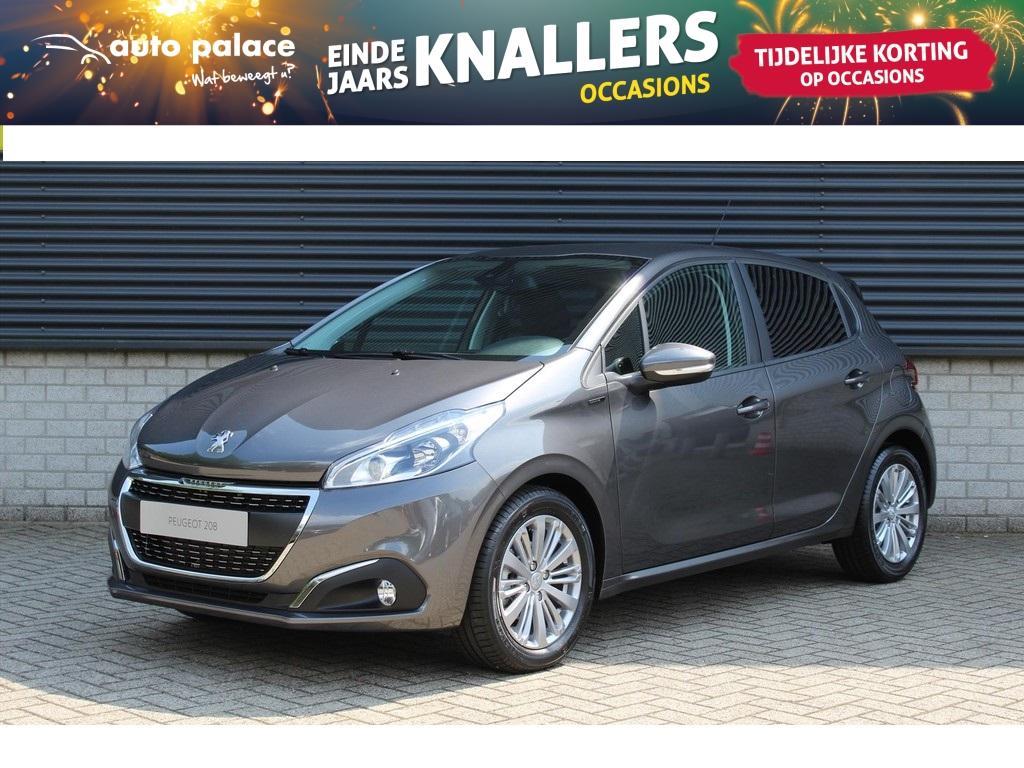 Peugeot 208 1.2 110pk signature netto deal!