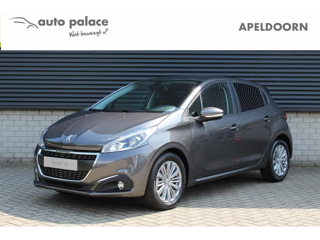 Peugeot 208 1.2 110pk signature netto deal!