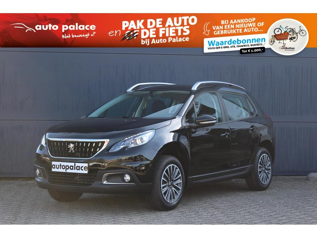 Peugeot 2008 1.2 82pk blue lion netto deal!