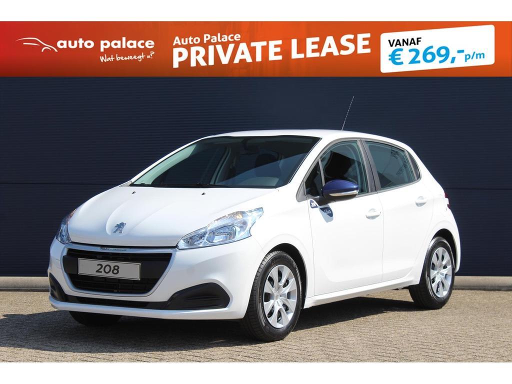 Peugeot 208 1.2 puretech 68pk like netto deal korting!