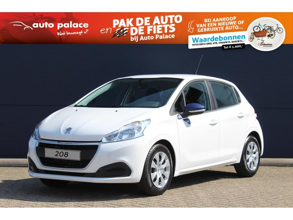 Peugeot 208 1.2 puretech 68pk like netto deal korting!