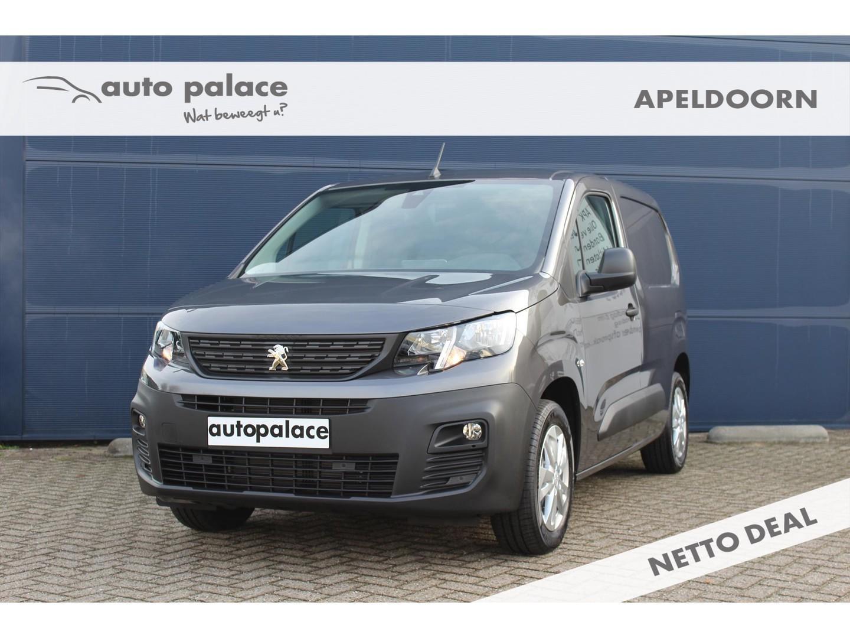 Peugeot Partner Asphalt 1.5 bluehdi 100pk