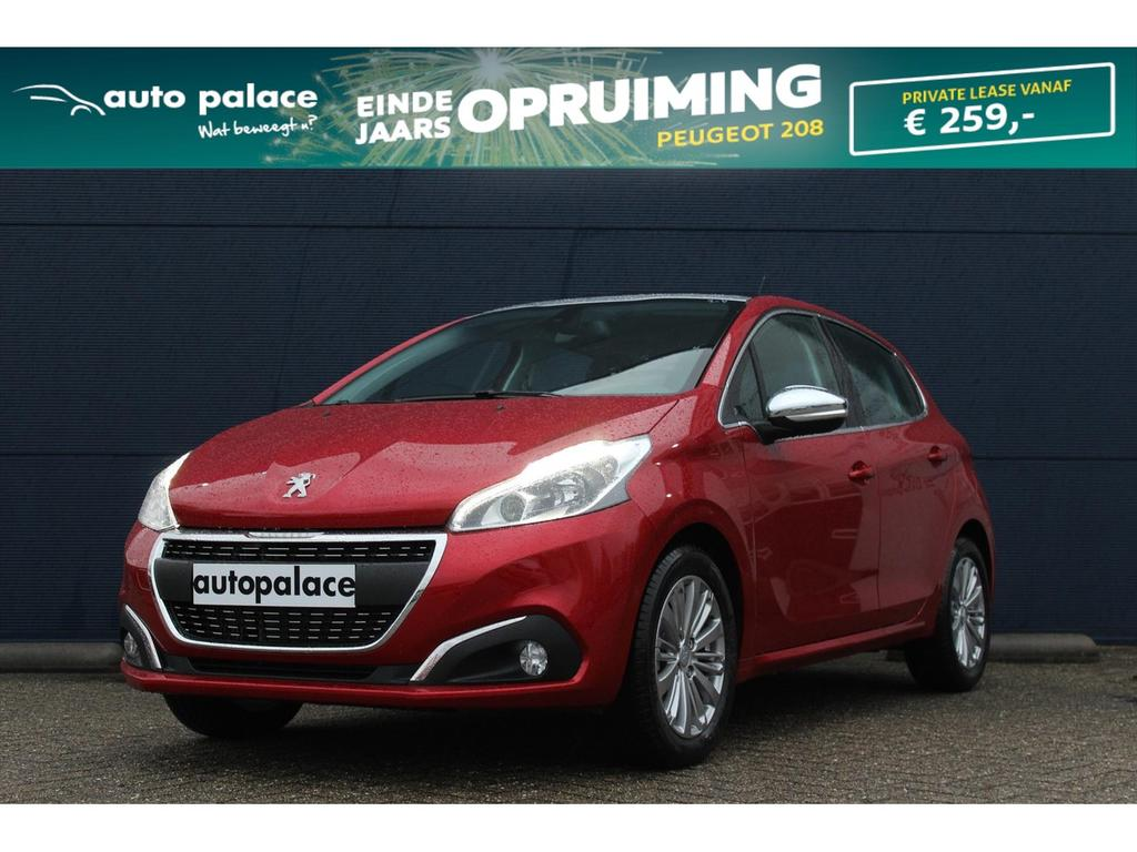 Peugeot 208 1.2 110pk allure netto deal!