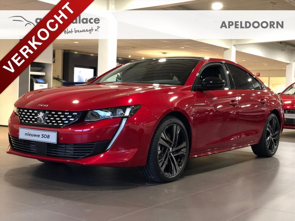 Peugeot 508 1.6 puretech 225pk eat8 first edition nieuw model!