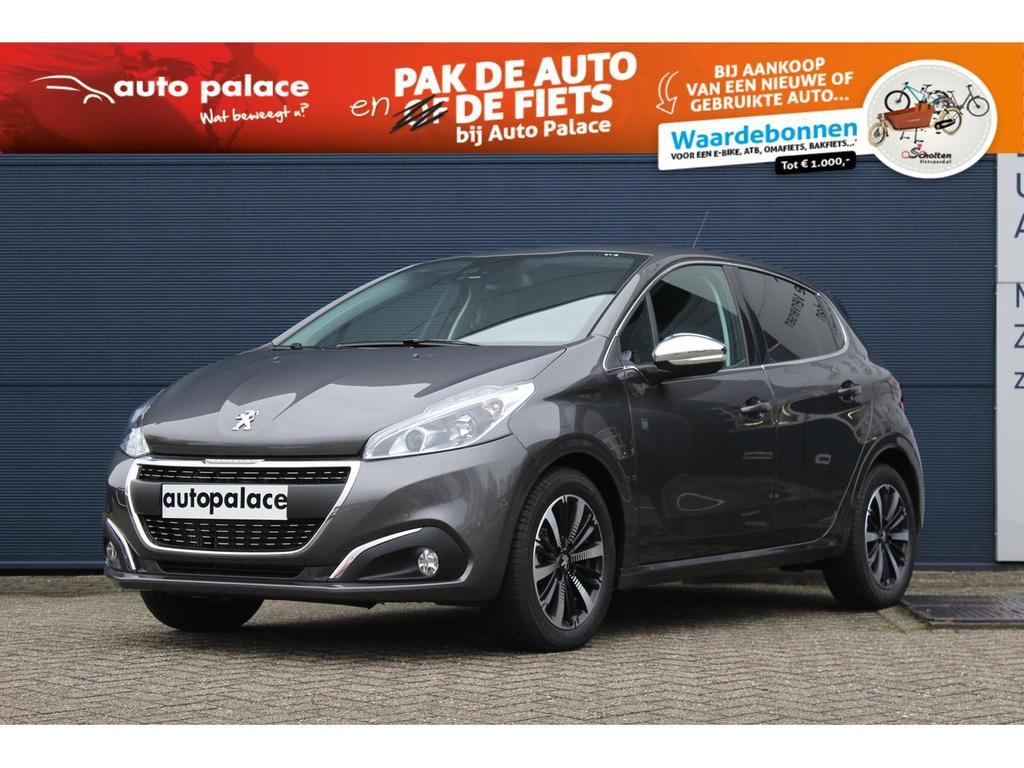 Peugeot 208 1.2 110pk tech edition netto deal!