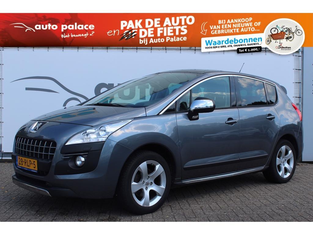 Peugeot 3008 1.6 156pk automaat panoramadak navigatie trekhaak