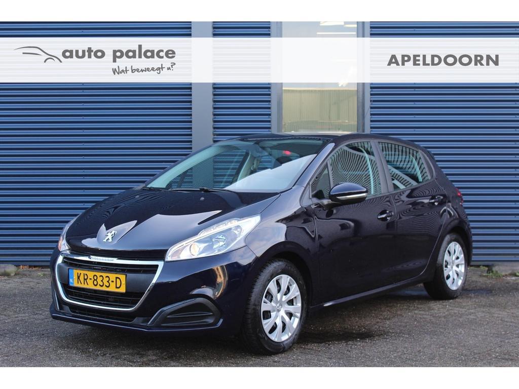 Peugeot 208 1.2 pt 82pk active, automaat, navi, cruise!
