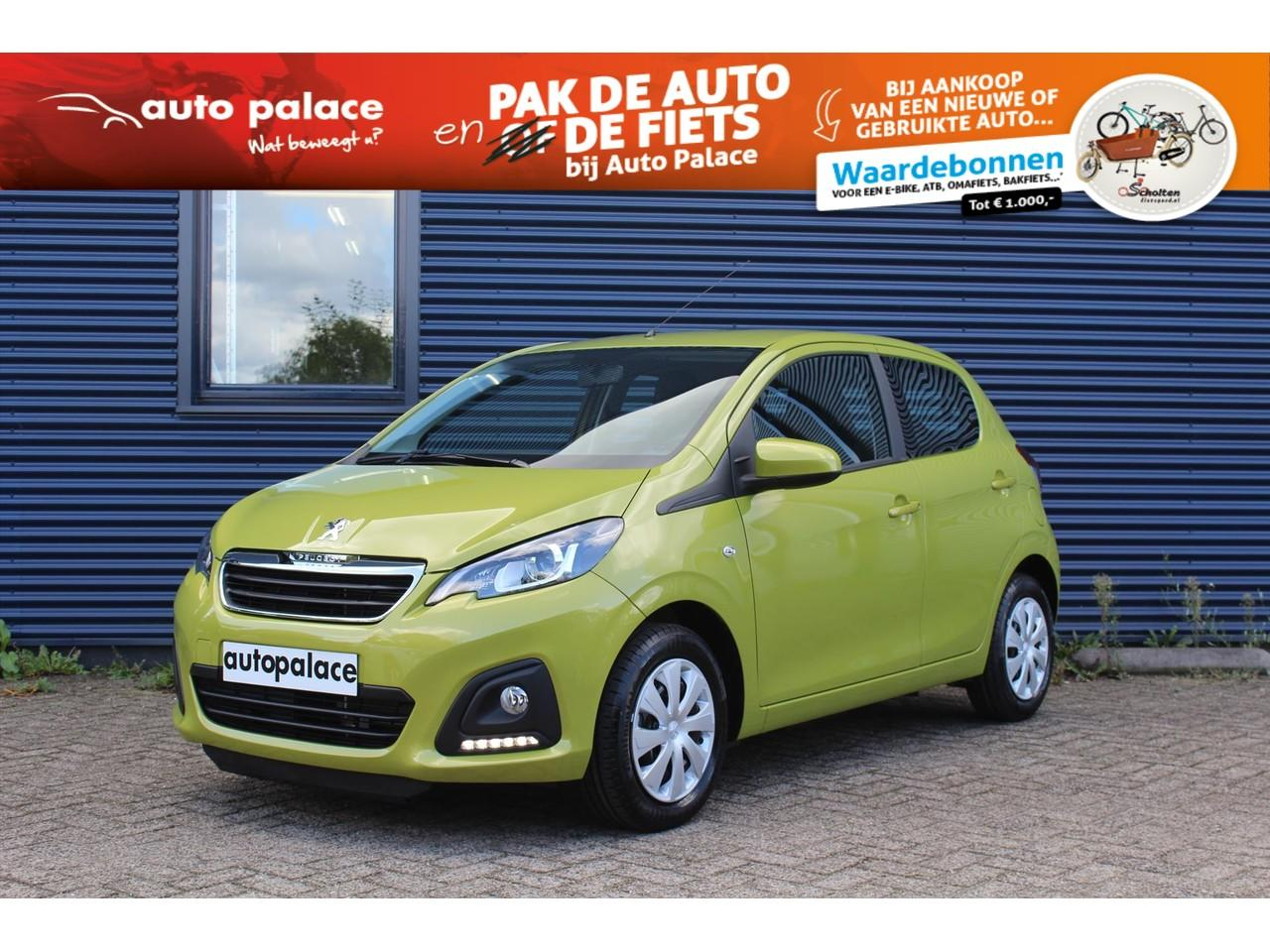 Peugeot 108 1.0 72pk 5d active netto deal korting! camera l dab+