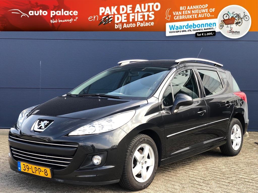 Peugeot 207 1.4 vti 16v sw dealer onderhouden! airco,cruise control!