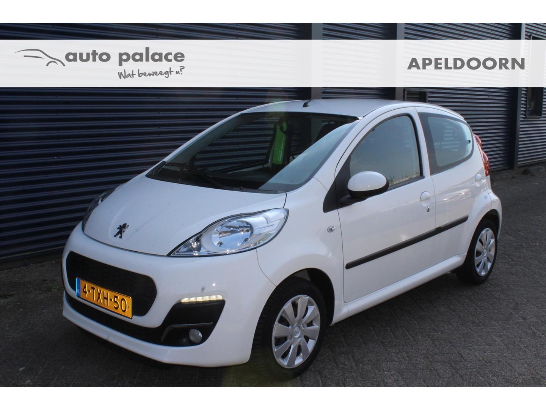 Peugeot 107 5d 1.0 active. airco, mistlampen, led dagrijverlichting