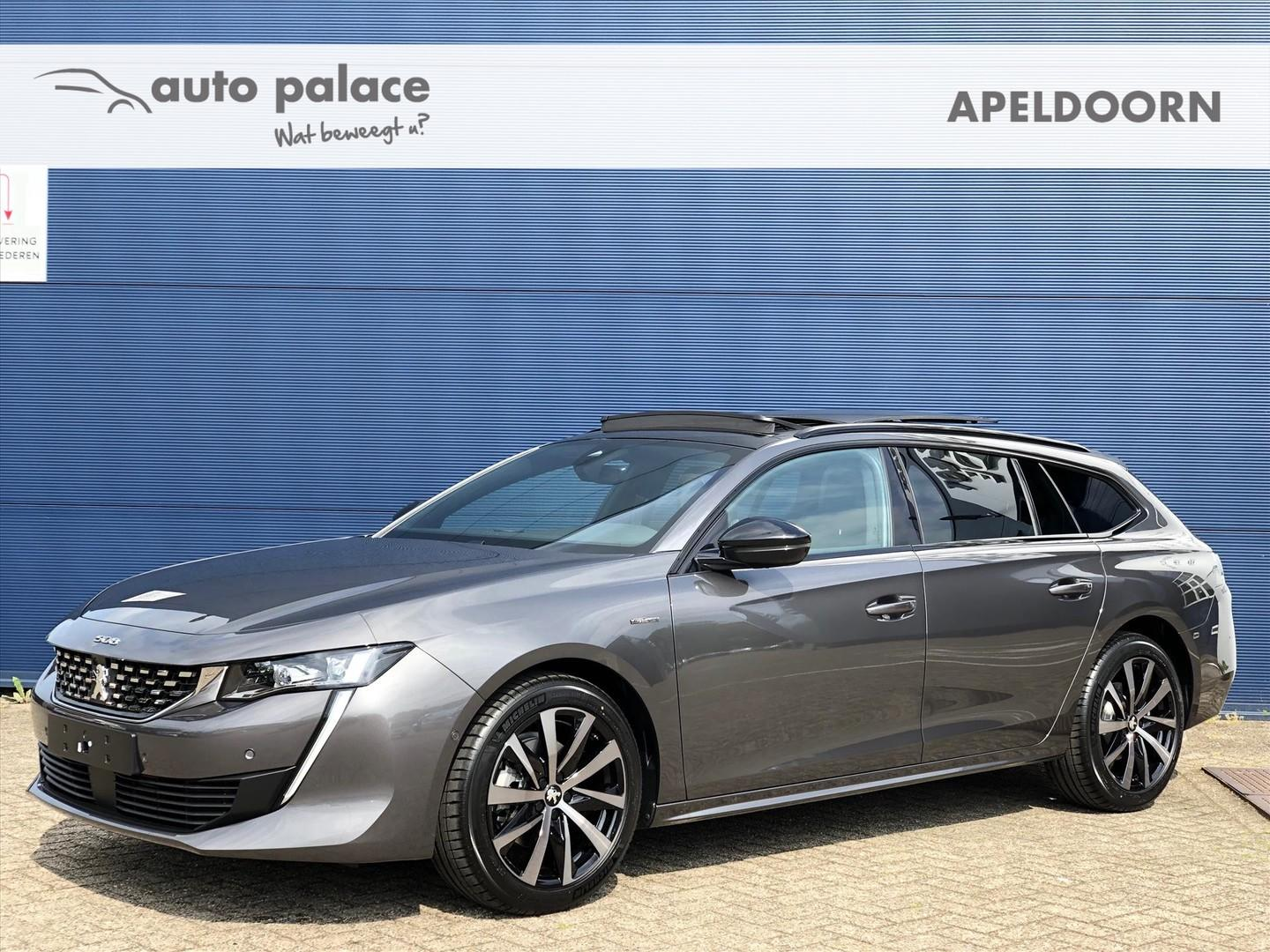 Peugeot 508 Sw blue lease gt-line free upgrade 180pk automaat
