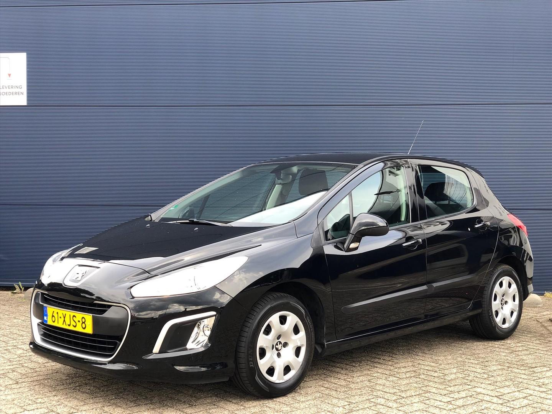 Peugeot 308 1.6 vti 120pk 5d active, ecc l dealer onderhouden!