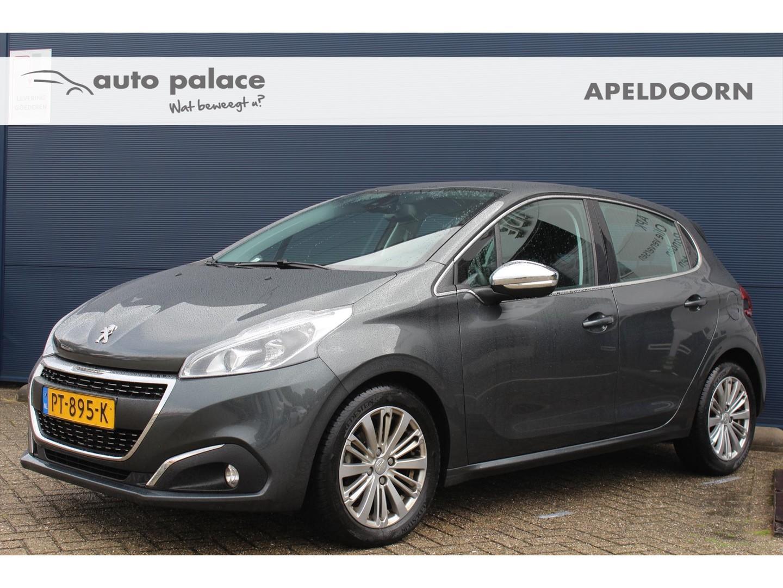 Peugeot 208 1.6 bluehdi 100pk 5d allure navi, clima, trekhaakactie!