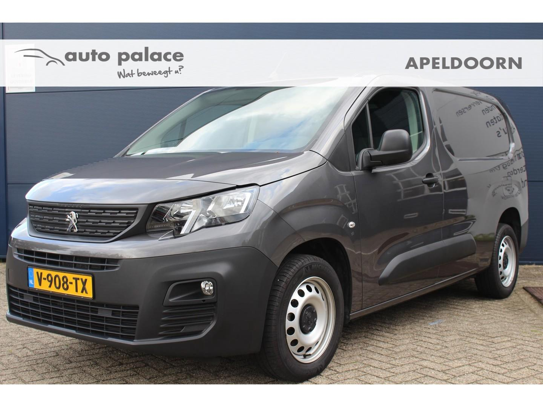 Peugeot Partner New 1.6 bluehdi 100pk long premium / lengte 2 /navi trekhaak