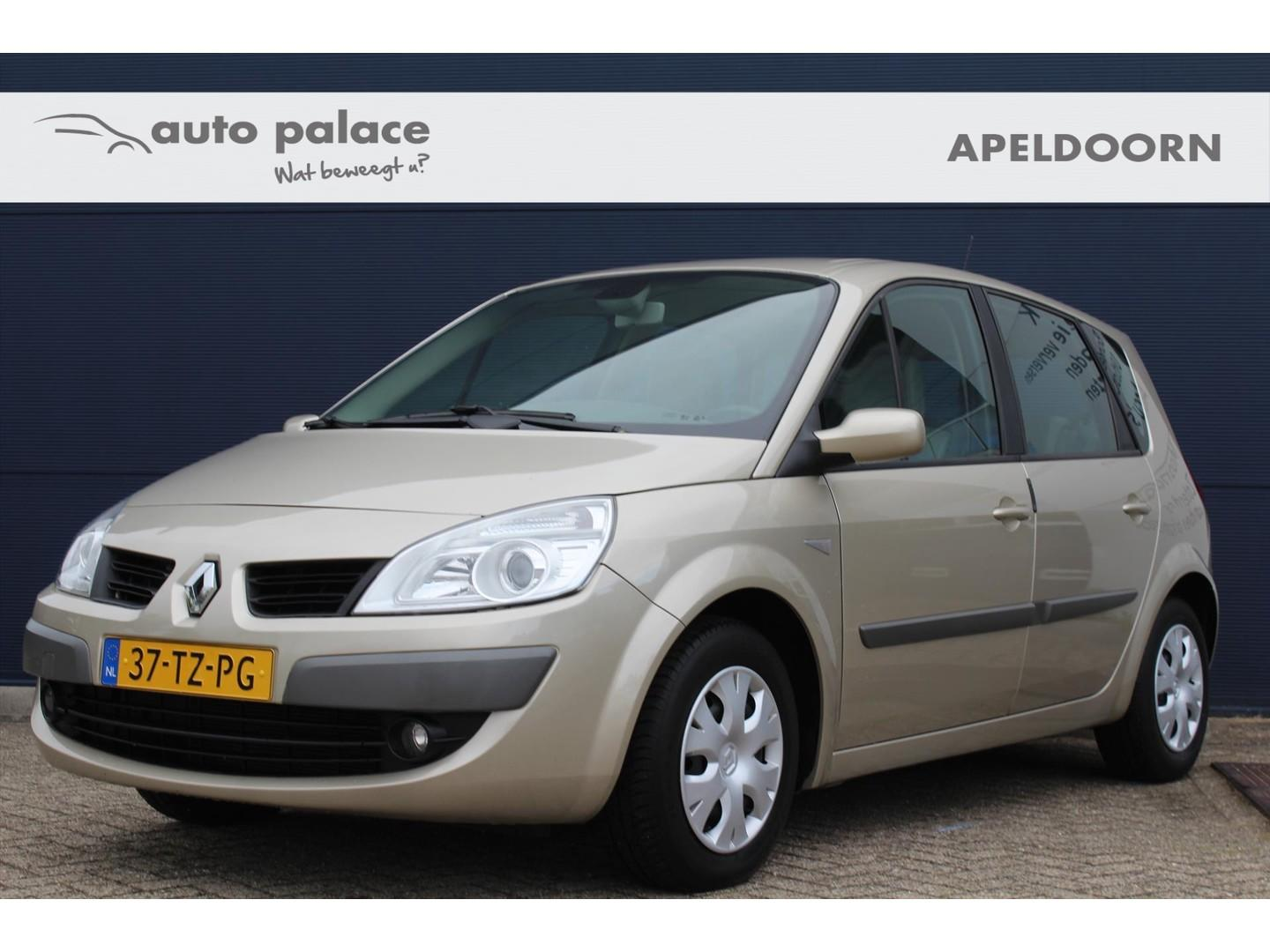 Renault Scénic 1.6 16v 82kw business line clima, cruise