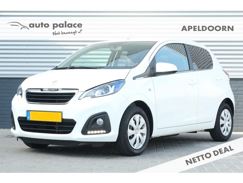 Peugeot 108 1.0 72pk 5d active in prijs verlaagd!