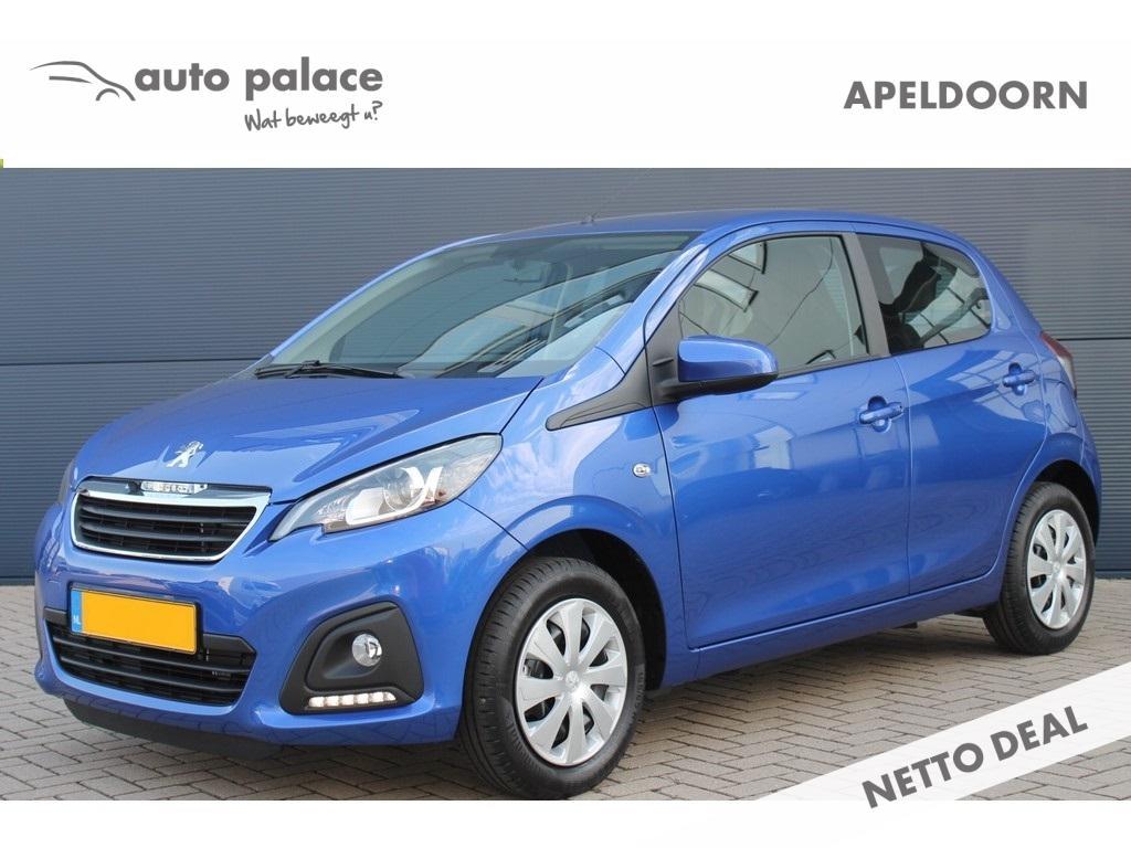Peugeot 108 1.0 e-vti 72pk 5d active in prijs verlaagd!