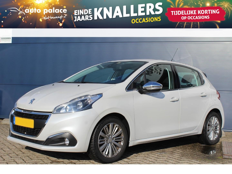 Peugeot 208 1.2 110pk blue lease allure netto deal
