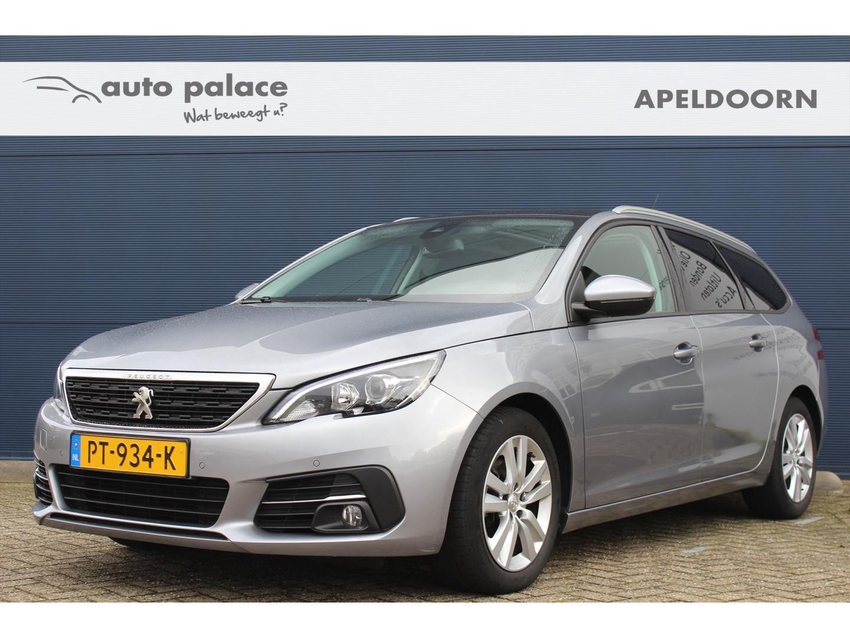 Peugeot 308 1.6 sublime 120pk panodak l navi l clima l trekhaakactie