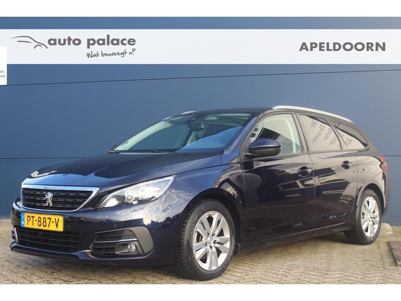 Peugeot 308 1.6 bluehdi 120pk sublime l panodak l navi l trekhaakactie!