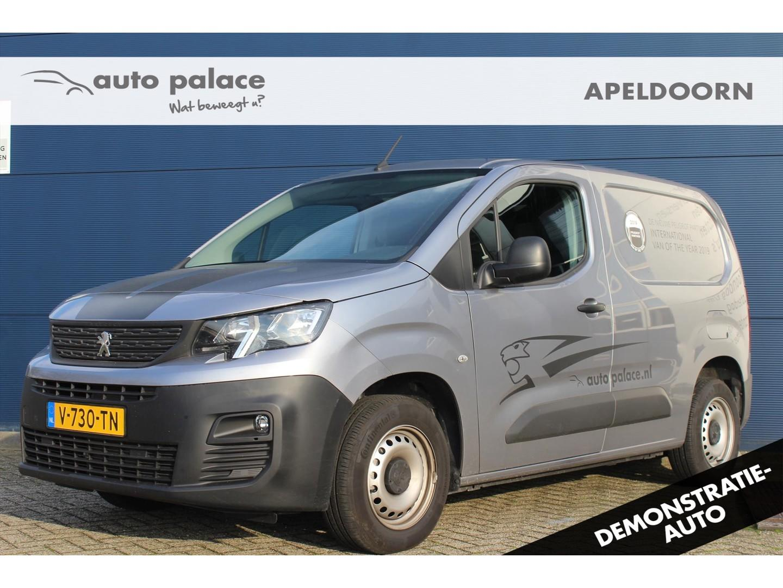 Peugeot Partner New gb 120 l1 1.6 100pk 2-zits premium l leder l trekhaakactie!